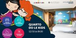 Café da Manhã de Dia das Crianças com atrações no hotel Pullman Guarulhos