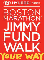 Call for Walkers: Register for the 33rd Annual Boston Marathon Jimmy Fund Walk: Your Way