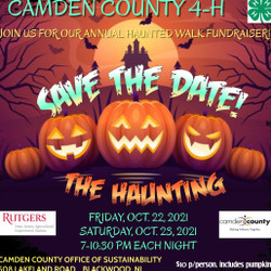 Camden County 4-h Haunted Walk