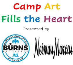 Camp Art Fills the Heart Virtual Gala - presented by Burns Recovered and Neiman Marcus