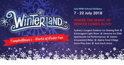 Campbelltowns World Of Winter Fun Winterland