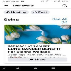Cancer Benefit for Dianne Wallace
