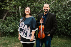 Candido and McCoy, Violin and Piano Duo