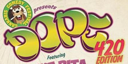 Cannabis Comedy Festival Presents: Dope 420 Edition