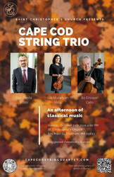 Cape Cod String Trio in Concert