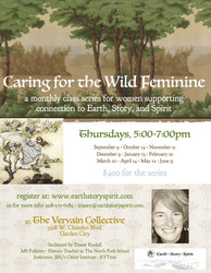 Caring for the Wild Feminine: a Class Series for Women
