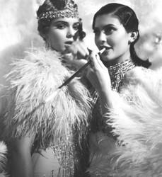 Carwash - Return to the Roaring 20's Art Deco Disco Ball