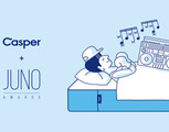 Casper's Official Juno Viewing Party