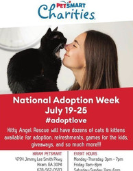 Cat and Kitten Adoption Event