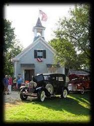 Cataumet Schoolhouse Antique Auto Show and Picnic