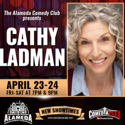 Cathy Ladman - Live at the Alameda Comedy Club