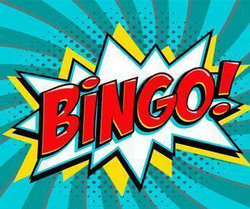 Cbec Virtual Bingo FUNdraiser on October 29