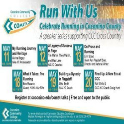 Ccc Running Community Speaker Series