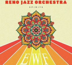 Celebrating Earth, Wind and Fire with the Reno Jazz Orchestra