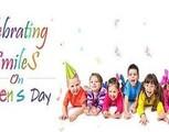 Celebrating Smiles on Children's Day