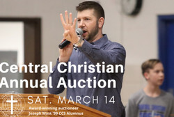 Central Christian Annual Auction