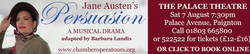 Chamber Opera Tours Presents Jane Austen's Persuasion: A Musical Drama