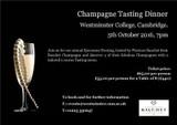 Champagne Tasting & Dinner
