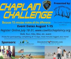 Chaplain Challenge