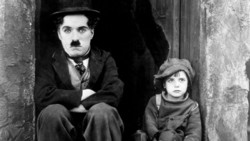 """Charlie Chaplin's Silent Film """"The Kid"""" with Live Improvised Music on Historic Erben Pipe Organ"""