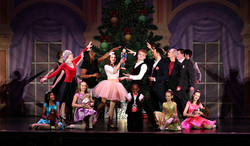 Chattanooga Dance Theatre's Clara's Tea at Red Bank Park on December 6th