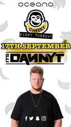Cheeky Tuesdays w/ Danny T