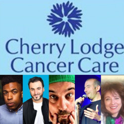 Cherry Lodge Cancer Care Charity Virtual Zoom Charity Comedy Fundraiser : Patrick Monahan & guests