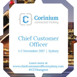 Chief Customer Officer Sydney, Conference 2017