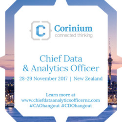Chief Data & Analytics Officer New Zealand Conference 2017