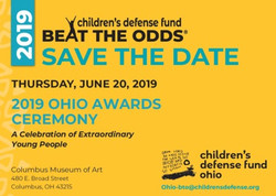 "Children's Defense Fund-Ohio ""Beat the Odds"" Celebration"