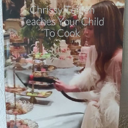 Chrissy Teigen Teach Your Child To Cook screenplay