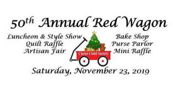 Christ Child Society of Akron 50th Annual Red Wagon Luncheon & Artisan Fair