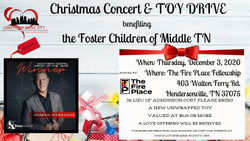 Christmas Concert and Toy Drive with Grammy award winning artist Joseph Habedank