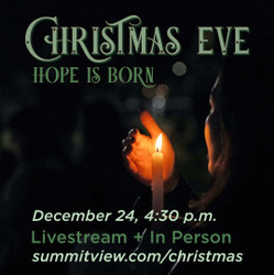 Christmas Eve Candlelight Service/Livestream