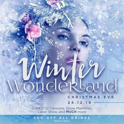 Christmas Eve: Winter Wonderland