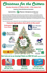 Christmas For The Critters for Florida Wild Mammal Association