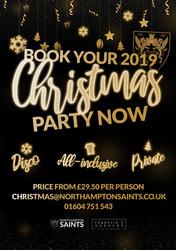 Christmas Parties 2019