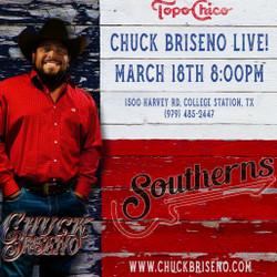 Chuck Briseno at Southern's
