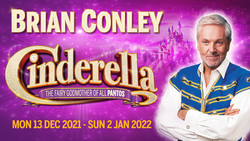 Cinderella starring Brian Conley