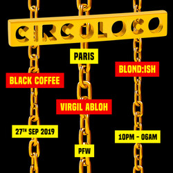 Circoloco Paris | 27th September 2019