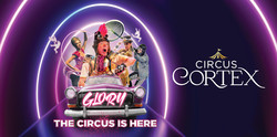 Circus Cortex in Harlow, Essex. Modern family show for kids and grownups. 5 pounds Off per ticket