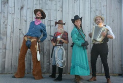 Cirque By The Sea: Saddle Up!