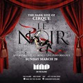 Cirque Le Noir Official Abu Dhabi After Party on Sunday March 20