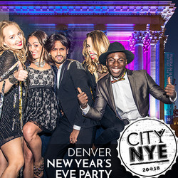 City Nye - Denver New Years Eve Party