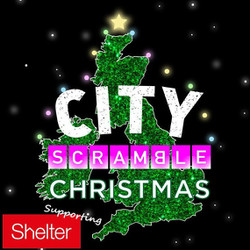 City Scramble Christmas! Saturday 12 December 9am