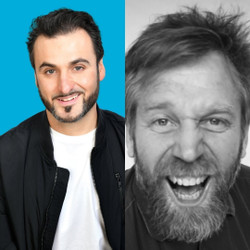 Clapham Comedy Club @ Bread & Roses : Tony Law, Patrick Monahan, Mc Sion James Early & Late Show