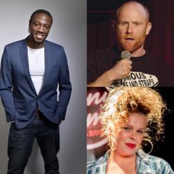 Clapham Comedy Club :: Nathan Caton, Rory O Hanlon, Laura Smyth Mc Sion James Early Show & Late Show