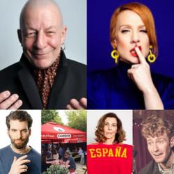 Clapham Comedy Club : Outdoor Comedy @ Bread and Roses Beer Garden Jeff Innocent, Sara Barron