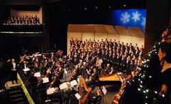 Classical choir concert in Dublin - Hudson High School from Wisconsin Usa