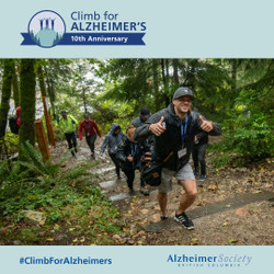 Climb for Alzheimer's